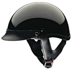 Solid color unique motorcycle harley Helmets