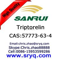 API of Triptorelin, High quality cas 57773-63-4 Triptorelin