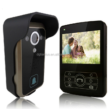 "Home Security 3.5"" Wireless Video Door Phone from Direct Factory"