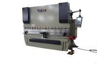 Holland Delem DA52s control 3+1 axes full service cnc hydraulic press brake machine