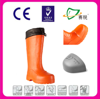cheap steel toe work boots , industrial winters safety boots