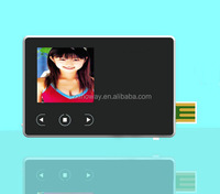 """Mini 1.5"""" Digital Photo Frame With Clock up to 200 pictures with CE /FCC/RoHS certificates"""