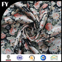 hangzhou textile custom digital printed with your own designs