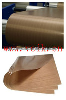 China ptfe coated fiberglass cloth silicon cooking mat non stick with Rohs PFOA PFOS and FDA certificate at different thickness