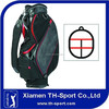 Promotional golf staff bag OEM logo embroidery