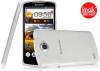 Hot selling imak crystal transparent cover case for Lenovo S920, imak Mobile phone shell for Lenovo S920