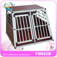 folding aluminum dog cage kennel china cage wholesale