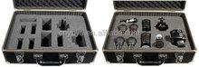 "TS Optics Eyepiece Case for 2"" and 1,25"" Accessories, Camera Case, Aluminium Suitcase, Flexkoffer"