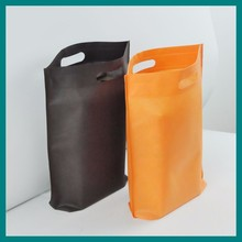 merchandising promotional cheap shopper bags