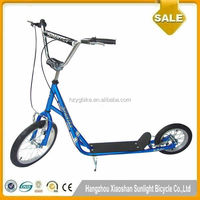 Pro Adult Kick Scooter For Sale Big Wheel foot scooter for adults