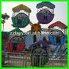 Vertical ride 5 cabins ferris wheel indoor amusement game machine