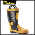De protección contra incendios de seguridad contra incendios h-9018 zapatos