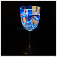 Decoration Lights Plastic Goblet Cups