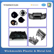 OEM plastic injection molding product from design, prototype, to mass production