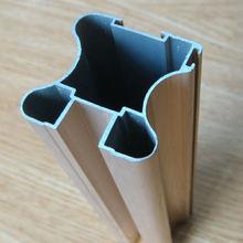 Vidro porta de correr de alumínio perfil frame( sl709)