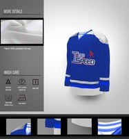 Custom Hockey jersey with your design your logo