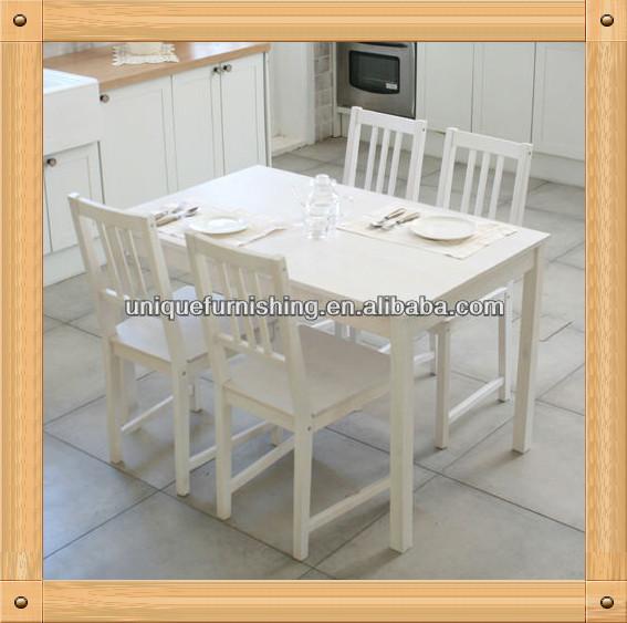 Sillas y mesas de madera blanco - Banco de madera blanco ...