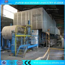 1760mm Corrugated Carton Paper Machine, Recycled Paper Making Machine, Paper Mill