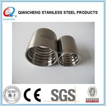 1/2 polegadas de alta pressão açoinoxidável manga