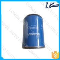 scania car oil filter 1393640