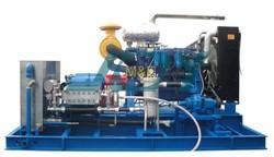 JMEE Ultra high pressure washer/Ultra high pressure water jetting unit