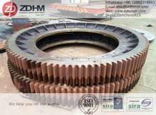 Rotary Kiln Shell Girth Gear for cement mixer