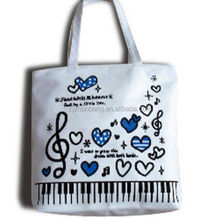 promotional cotton bag with logo/ promotional cheap cotton bag/ luxury paper shopping bag