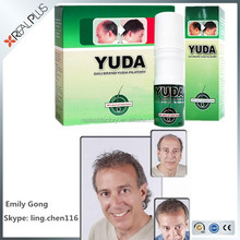promotion YUDA hair loss spray/facial hair growth cream/hair growth