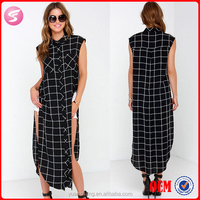 2015 Latest Fashion Long Top Design For Women