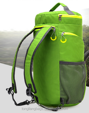 2015 lightweight waterproof nylon best multifunctional new design foldable travel bag