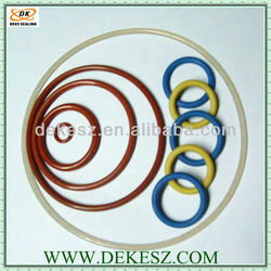 FDA silicone dental o ring industrial, ISO9001-2008 TS16949