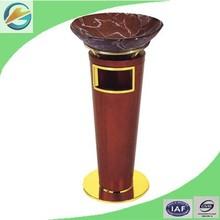 Public Ground Ash Bin Professional Manufacturer