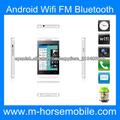 2013 nuevos productos en el mercado android mini teléfono celular mini-Z10