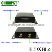 localizador gps for vrhicle with online gprs web based software PST-AVL01
