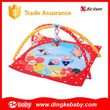 2015 european safe wholesale cheap baby paly mat,baby playing mat,inflatable baby play gym DKM201516