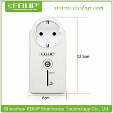 Remote Controlled cut off electronic via Internet/LAN smart home WiFi Wall Socket Supported 3 Ports