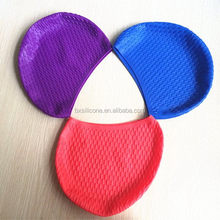 New professional colorful funny silicone swimming cap