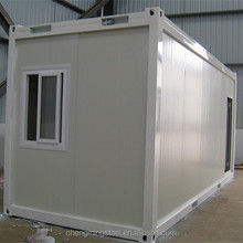 Factory-Built Prebulit Prefabricated Prefab Container Hotel
