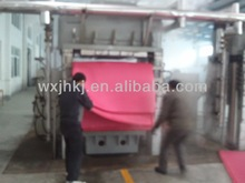 Eva sheet foaming press