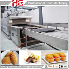 HG stainless steel industrial cake bakery oven prices