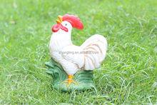 Alibaba wholesale ceramic garden decoration chicken