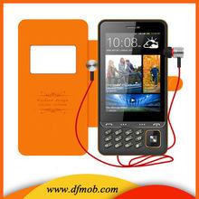 "3.5"" Touch Screen Bluetooth FM Quad-Band Dual Sim Camera PDA Mobile Phone Wholesaler Q200"