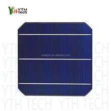 wholesale A grade 6inch 17%-19.6% Efficiency polycrystalline/monocrystalline solar cell price from Taiwan