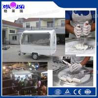 Mobile Ice Cream Tricycle For Sale