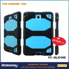 fantastic quality blue silicone case for tablet 7.85