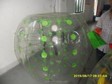 2015 Wholesale price fashionable CE standard PVC soccer bubble ball/bumbum ball/body bumper ball for sale