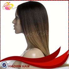 New Product Fashion Style Silk Straight Full Lace Wig
