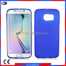 Celulares Alibaba Best Seller Smartphone Case Transparent TPU Protector Cover Mobile Phone Case For Samsung Galaxy S6 Edge G925