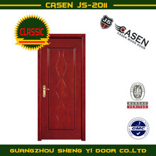 puerta de madera sencilla diseño