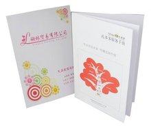 Custom fashion catalogue design high quality product catalog printing